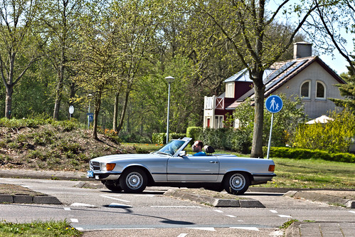 Mercedes-Benz 280 SL Roadster 1976 (0012)