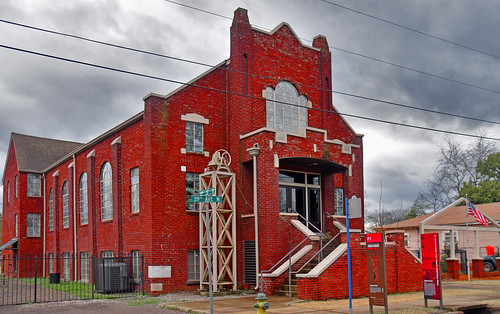 Historic Bethel Baptist Church -- 29th Avenue N and 33rd St N Birmingham (AL) February 2019