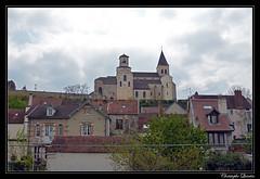 Châtillon-sur-Seine - Eglise Saint-Vorles