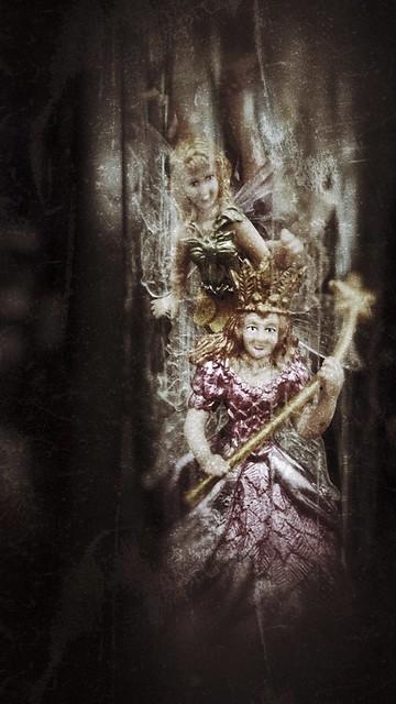 Warped faeries