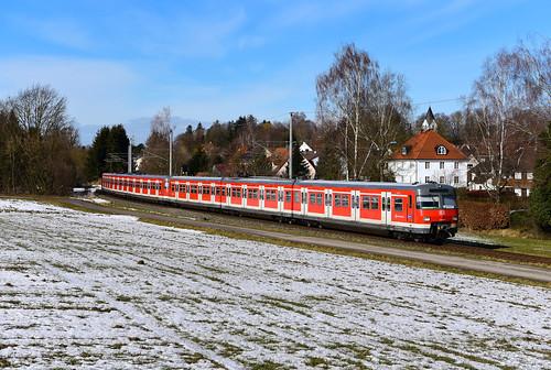 420 967-2 DB I Bachern I S2 Linie A (6078)