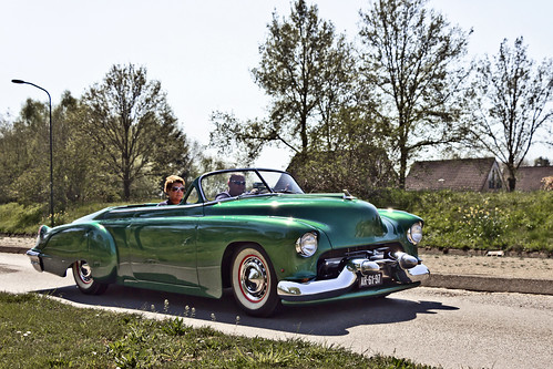 Chevrolet Styleline DeLuxe Convertible Customized 1952 (9815)