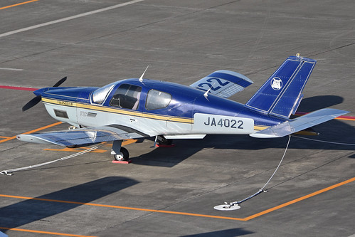 SOCATA TB-21 TC Trinidad 'JA4022'