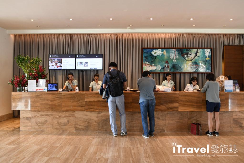 铂尔曼岘港海滩度假饭店 Pullman Danang Beach Resort (5)