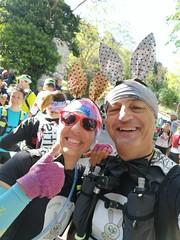 22 km du duo Trail de Mazaugues