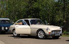 1970 MG MGC GT