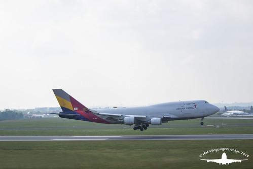 Asiana Cargo Boeing 747-48E(BDSF) | HL7413