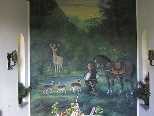20110831 15 080 Jakobus Hubertus Kapelle Bild