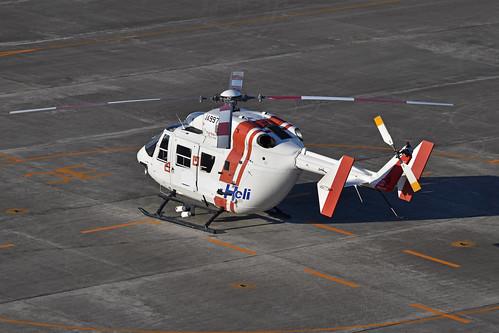 MBB/Kawasaki BK117C-1 'JA9979'