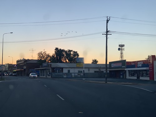 Main Street West Wyalong