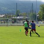 Stage 1 - sélection régionale Foot à 11 - Voiron (38) - 25 et 26 avril 2019