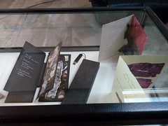 Exposition livres d'artistes galerie associative Beauvais IMG_20190426_111923
