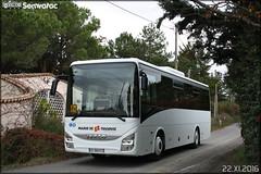 Iveco Bus Crossway - Mairie de Toulouse