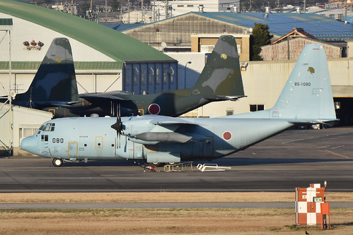Lockheed KC-130H Hercules '85-1080 / 080'