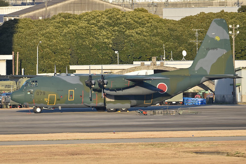 Lockheed C-130H Hercules '85-1079 / 079'