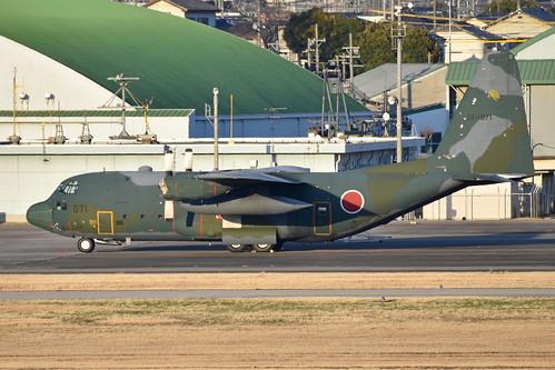 Lockheed C-130H Hercules '35-1071 / 071'