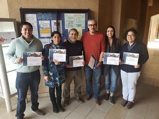 Análisis Datos Cualitativos NVivo en UV-San Felipe / Mayo 2019