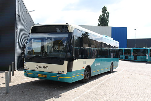 Arriva Nederland, 8652