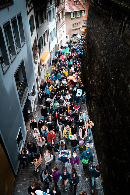 Klimastreik Baden