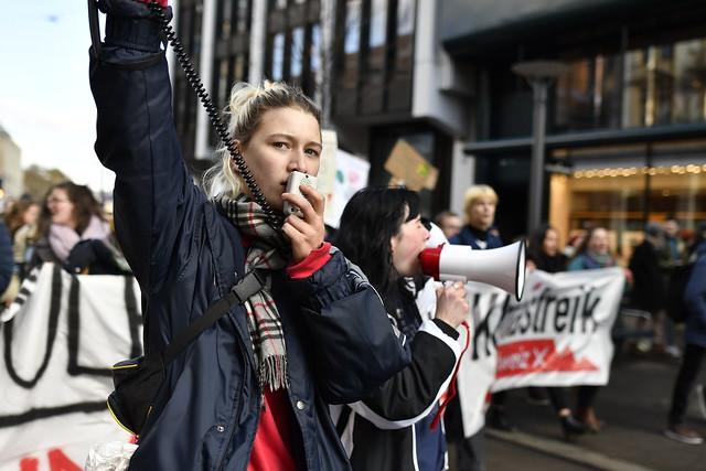 Klimastreik Zürich 18.01.2019