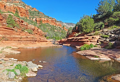 Oak Creek Canyon, Arizona 2015