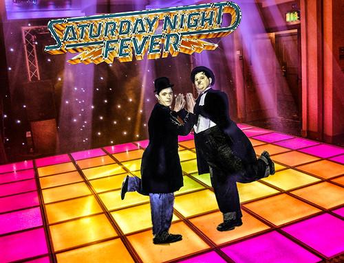 Time Machine Saturday Night Fever
