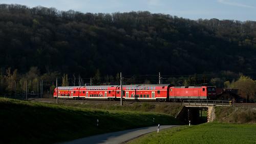 DB 112 164 Döbritschen 20.04.2019