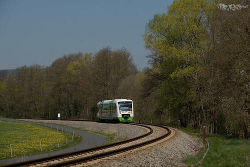 EIB 650 274 (VT 335) Freienorla 21.04.2019