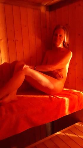 Sauna 😍