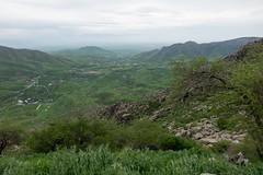 Góry w okolicach Samarkandy