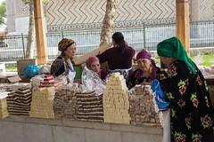 Bazar Siyob, Samarkanda