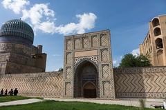Meczet Bibi Khanum , Samarkanda