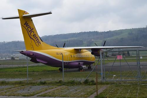 OE-LIR Dornier Do.328 Welcome Air