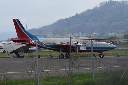 N6902P Piper PA60 Aerostar