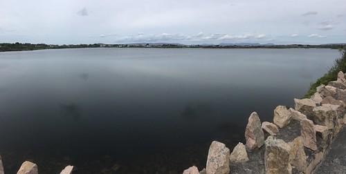 A lake at Cullein, Ireland
