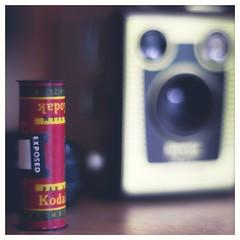 3. camera Brownie(s)