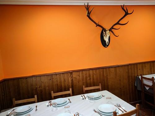 Restaurant in Abiegos, Ponga, Asturias