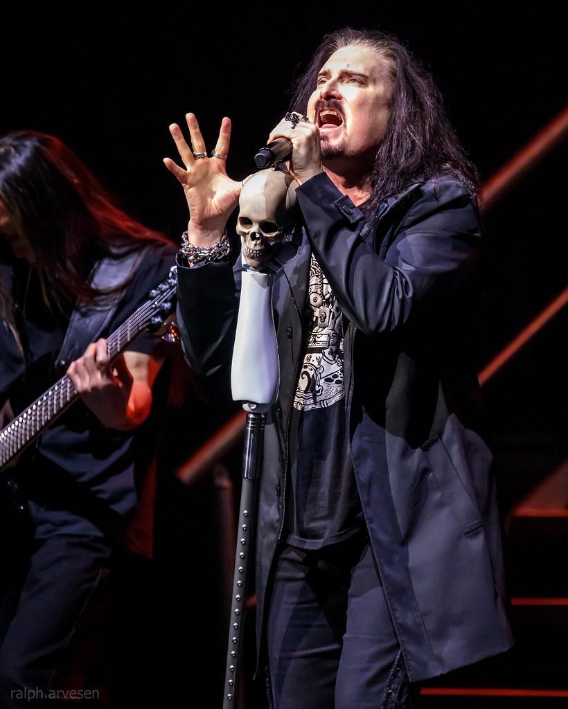 Dream Theater | Texas Review | Ralph Arvesen