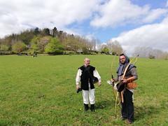 Le photographe et l'archer