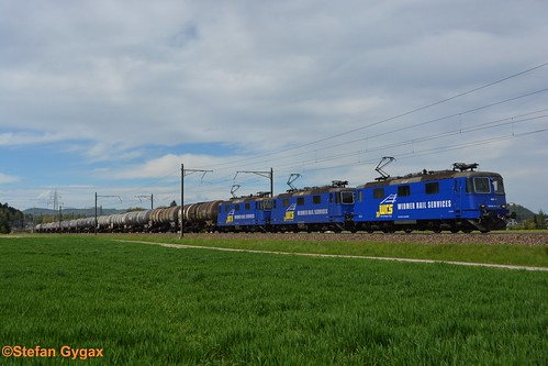 WRS Re 430 111-5, Re 430 115-6, Re 421 373-2