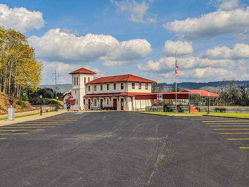 Bridgeport Depot 1