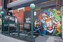 Bushwick Collective, Brooklyn 2019