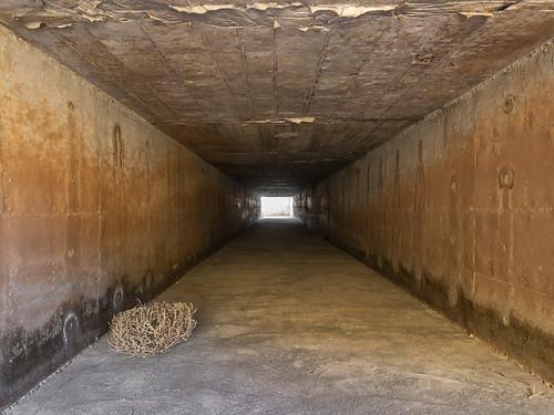 Albarracín storm drain