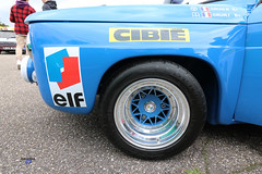 Renault 8 Proto 1964 wheel - Photo of Soucht