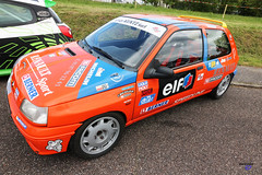 Renault Clio I Rallye - Photo of Soucht