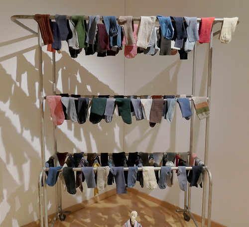 Maybe your missing sock is on this rack?