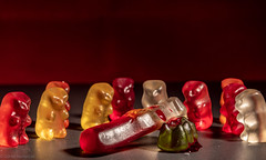 Gummy Bears Accident