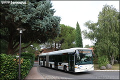 Heuliez Bus GX 427 - Tisséo n°1357 - Photo of Sainte-Foy-d'Aigrefeuille