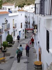 Frigiliana, Málaga. Spain