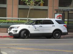 LA Metro Ford Police Interceptor Utility